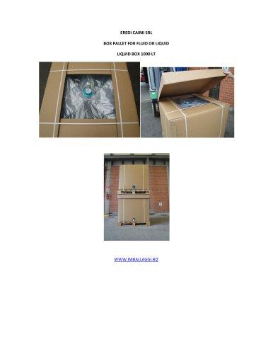 LIQUID BOX