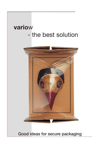 vario system packaging