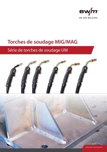 Torches de soudage MIG/MAG