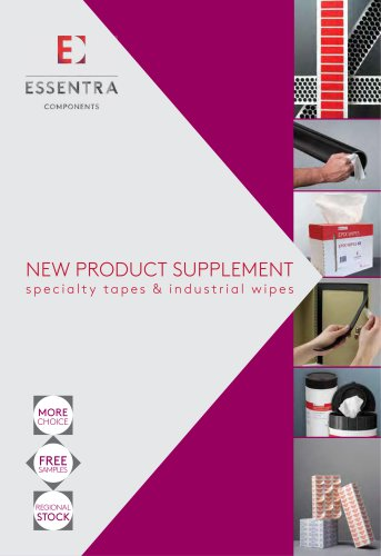 New Product Supplement