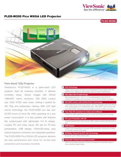 PLED-W200