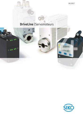 DriveLine | Servomoteurs