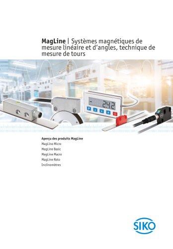 MagLine | Aperçu des produits