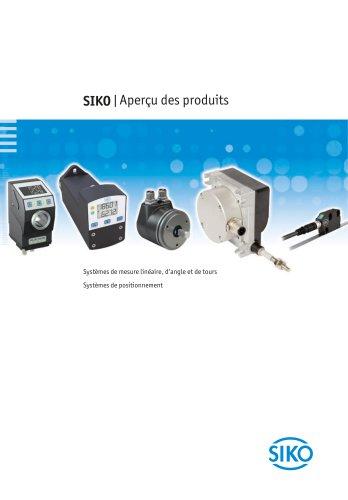 SIKO | Aperçu des produits
