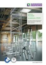 Access solutions 2020