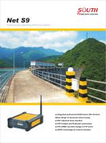 RTK Receiver/GNSS/digital/GPS  Net S9 SOUTH Continuously Operating Reference Station