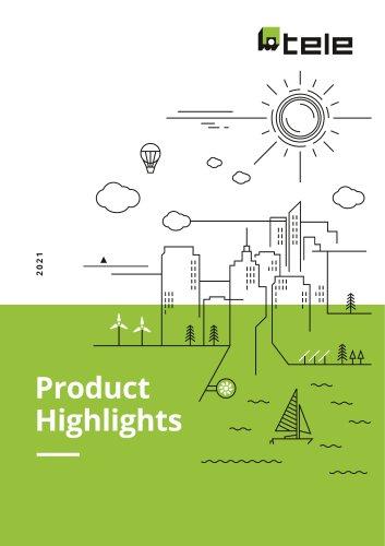 Produkt Highlights 2021 EN