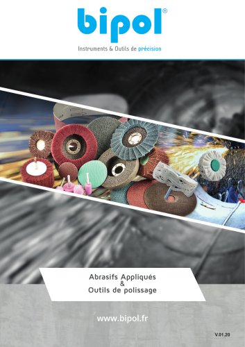 Abrasifs Appliqués & Outils de polissage