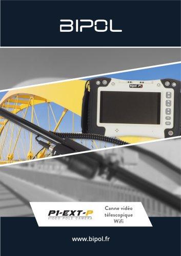 Caméra vidéo télescopique sans-fil BIPOL