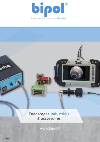Endoscopes industriels & accessoires
