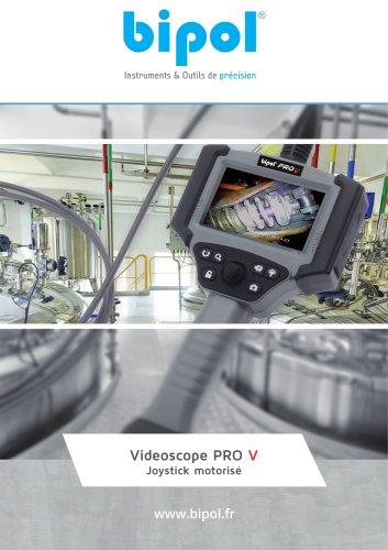 Vidéoscope PRO V