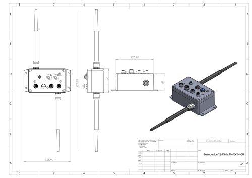 Drawing Process Wireless DAQ