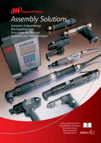 Assembly Solutions Catalogue ed.4.1 - 2011 - ENG - FRA