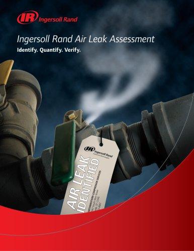 Ingersoll Rand Air Leak Assessment