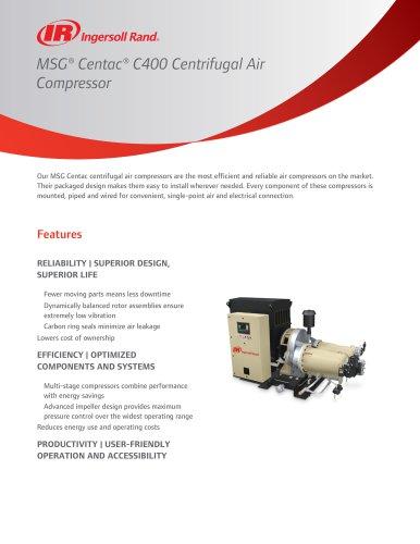 MSG® Centac® C400 Centrifugal Air