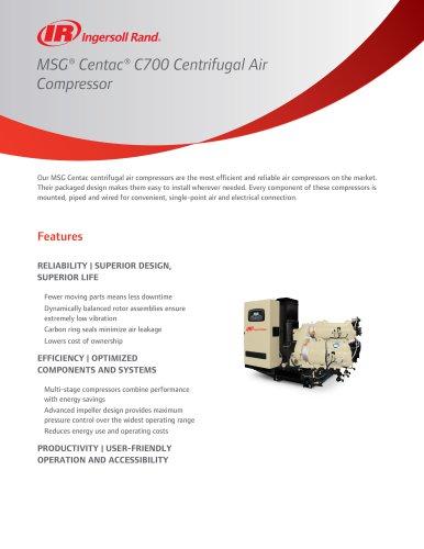 MSG® Centac® C700