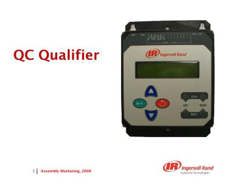 QC Qualifier