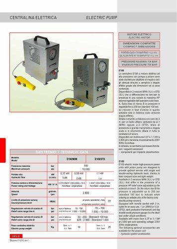electric power unit E108