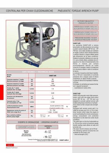electric power unit E408-T-AIR