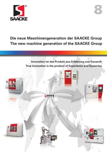 The new machine generation of the SAACKE Group