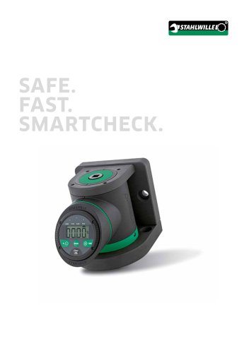 SmartCheck torque tester