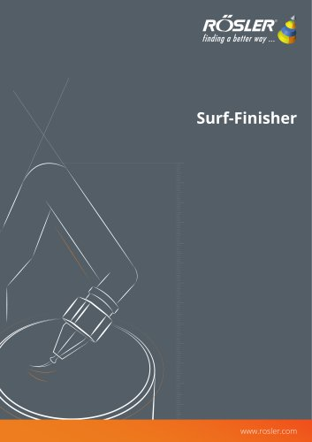 Surf-Finisher