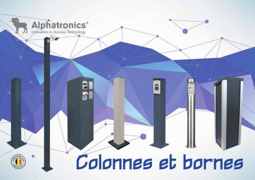 Colonnes et bornes