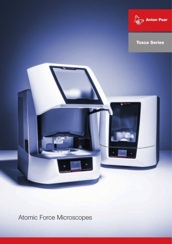 Tosca Series - Atomic Force Microscopes_ D53IP002EN-F