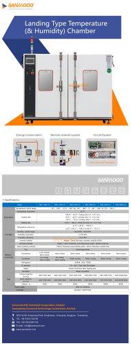 Temperature test chamber SMC-3600-CC