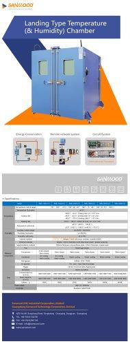 Temperature test chamber SMC-5000-CC