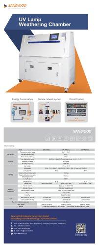 UV Test Chamber(UV-600)