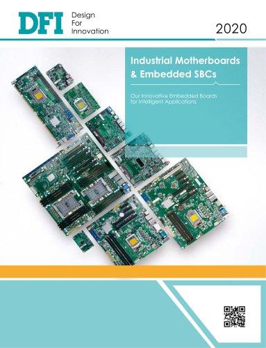 Industrial Motherboards & Embedded