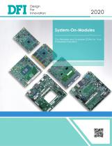 System-On-Modules Catalog