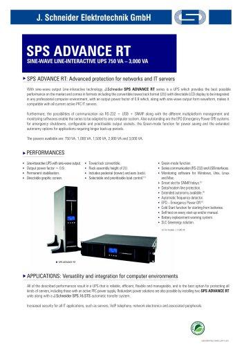 SPS Advance RT