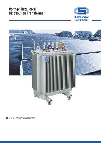 Voltage Regulated Distribution Transformer