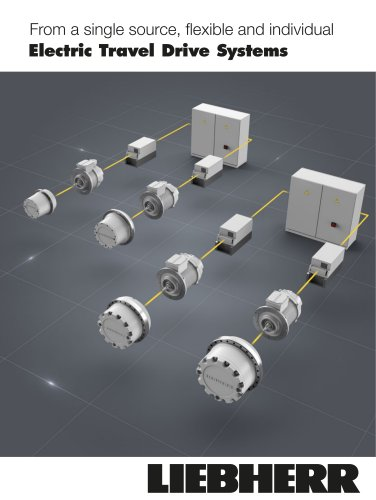 Electric Travel Drive Systems