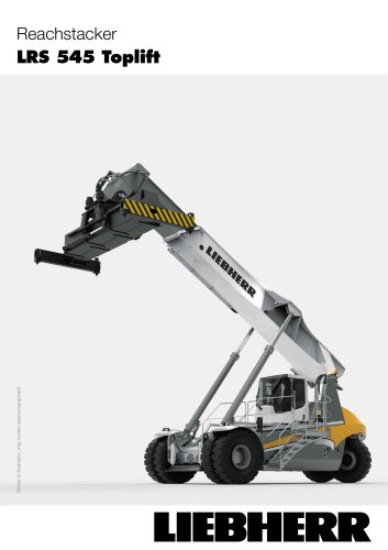 LRS 545 Toplift