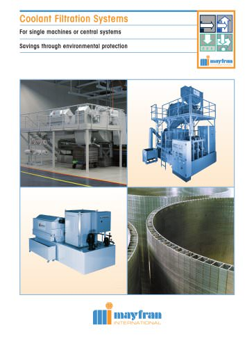 Central Coolant Filtration