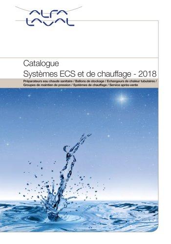 Systèmes ECS et de chauffage
