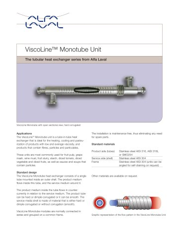ViscoLine Monotube Unit (203.6 kb)