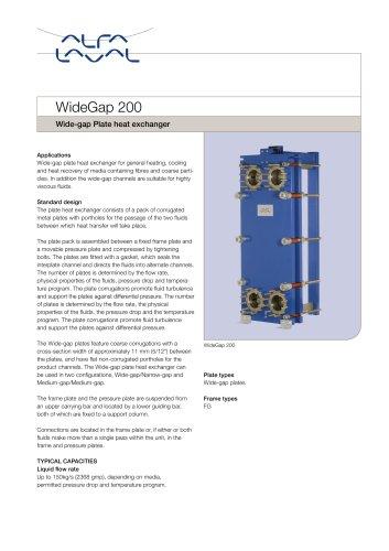 WideGap 200