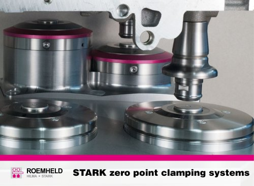 STARK zero point clamping systems