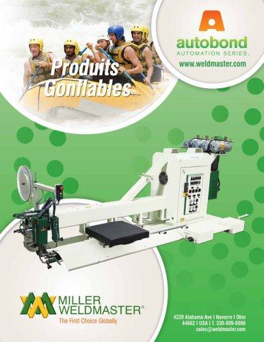 Produits Gonflables - Automation