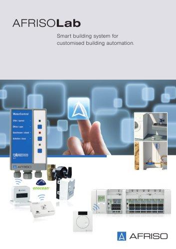 AFRISOLab Smart Building System