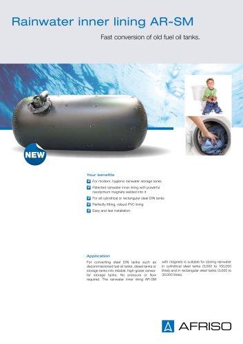AR-SM - Rainwater inner lining