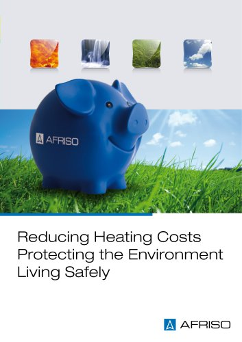 Energy saving with AFRISO