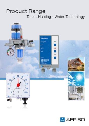 Tank - Heating - Water Technology