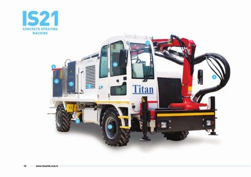 Titan IS21