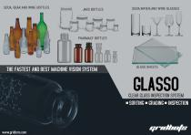 CLEAR GLASS INSPECTION SYSTEM