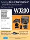 Twin Disc WJ200 Electronic Controls